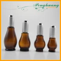Wholesale Calabash Painting Glass Essential Oils Bottles 30 ml 50 ml 100 ml OEM from china suppliers