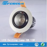 Wholesale Commercial lighting focusing LED bovine eye lamp 10 w from china suppliers