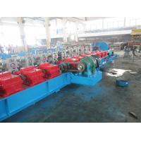 Wholesale Hydraulic Guardrail Roll Forming Machine PLC Control Cold Roll Forming Equipment from china suppliers
