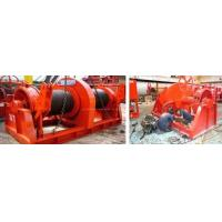 Wholesale Pulling capacity 10 to 2500KN Marine Explosion-Proof Windlass from china suppliers