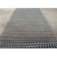 Wholesale Heat Resistance Stainless Steel Wire Mesh Conveyor Belt With Chain from china suppliers
