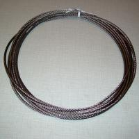 Wholesale Galvanized Stranded Steel Wire Ropes from china suppliers
