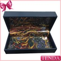 Wholesale Gift Leatherette Leather Jewelry Boxes Jewellery Box Conatainer Wholesale from china suppliers