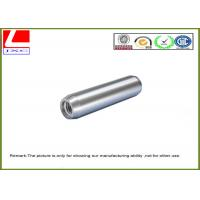 Wholesale High Speed Machining Aluminium CNC turning sleeve with brushing from china suppliers