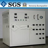 Wholesale Hydrogen Maker Ammonia Cracker System , Liquid Ammonia Generator from china suppliers