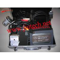 China Mercedes Star Diagnosis Tool Benz MB Star C4 with D630 Laptop installed DAS +Xentry +EPC on sale