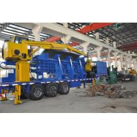 Wholesale Hydraulic Drive Portable Baler / Logger Diesel 220 - 300 HP 75 - 110KW from china suppliers