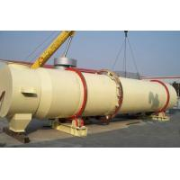 Wholesale Mine Industrial Rotary Hot Air Dryer Machine 500kg - 8000kg Capacity from china suppliers