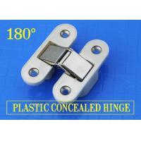 Wholesale 180 Degree American Hinge Nylon Plastic Concealed Folding Stainless Steel Door Hinges For Wooden Boxes SG-PH101 from china suppliers
