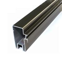 Buy cheap High Precise Reliable Aluminum Curtain Wall Profile In Different Surface Treatment from wholesalers