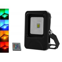Wholesale LED waterproof  Floodlight 10W ,Outdoor RGB Floodlights 10Watt from china suppliers