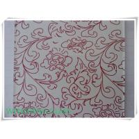 Wholesale Environmentally friendly Silk Screen Printing / ceramic printed glass for cabinet door from china suppliers