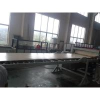 Wholesale 25mm Thickness PVC Foam Board Making Machine Conical Double Screw Extruder from china suppliers