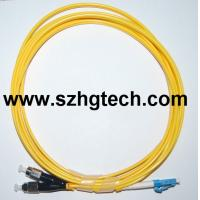 Wholesale FC/LC Duplex Single Mode Optical Fiber Patch Cord from china suppliers