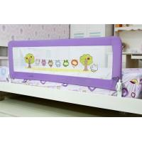 Wholesale Cartoon 1.2m adjust Toddler Bed Rails Folding Safe Guard for Children from china suppliers