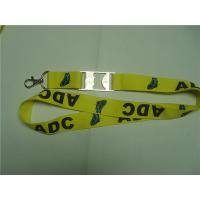 Wholesale Functional polyester lanyard with metal bottle opener, metal bottle opener neck lanyards, from china suppliers