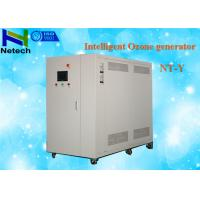 Wholesale PLC and Intelligent Complete Ozone Machine For Wastewater Treatment 150 - 220g/h from china suppliers