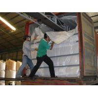 Wholesale 20ft PP woven container liner for grain,soya bean, corn, seeds, fertilizer from china suppliers