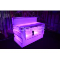 Wholesale Rechargeable Led Bar Furniture Nightclub Bar Counter Water Proof from china suppliers