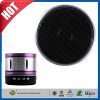 Wholesale Portable Wireless Stereo Bass Bluetooth Speaker for Smart Phone from china suppliers