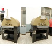 Buy cheap Commercial Round / Square Top Lava Rock Gas Italy Pizza Oven For Outdoor from wholesalers