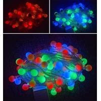 Wholesale Holiday Decoration Warm White Led String Lights Festival Led Festoon Belts Party Lights from china suppliers