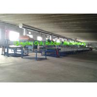 Quality Nitrile Rubber Insulation Pipe Sheet Production Line With CE EAC Certificated for sale