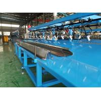 Wholesale 18 stations Solar Roll Forming Machine , 1.0 - 3.0mm Omega purlin making machine from china suppliers