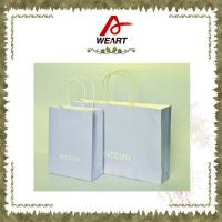 Wholesale Gift / Shopping Personalised Paper Carrier Bags With Twisted Handle from china suppliers