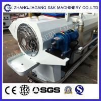 Quality Automatical Diameter Pipe Extrusion Machine high efficiency for sale