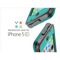 Wholesale Waterproof phone case for samsung galaxy iphone 5c 5s S3 S4 note 2 note 3 waterproof case from china suppliers