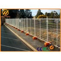 Wholesale Temporary Galvanized Welded Wire Mesh Fence for Construction Site / Garden from china suppliers