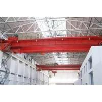 Wholesale 2 - 40 Ton 9m Double Girder Bridge overhead Simens electrical crane systems from china suppliers