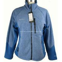 Quality Full Zipper up Fleece Jacket for sale
