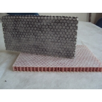 Buy cheap Lightweight High Strength Hollow PP Plastic Honeycomb Panels For Building from wholesalers