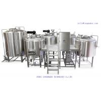 Buy cheap Small-Scale Production of Beer/Black Beer on a Small Scale/Bar Beer Brewing Machine from wholesalers