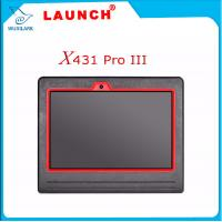 Wholesale Original LAUNCH X431 PRO3 Scan pad Bluetooth /WIFI Full System Car Diagnostic Scanner with GOLO Tablet scan Tool from china suppliers