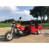 Wholesale 150CC Engine Passenger Motor Tricycle Air Cooled / Water Cooled Single Cylinder 4 Strokes from china suppliers