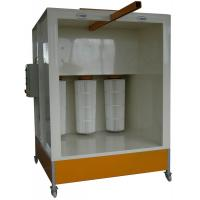 Wholesale Open Face Powder Spray System 1.5kW Drive System 2 Filter Cartridges from china suppliers