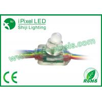 Wholesale Colored Programmable LED Pixel Light / Waterproof LED Module For Exposed Sign from china suppliers