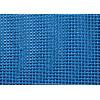 Quality Blue16 Mesh Polyester Dryer Screen For Sulplate Pulp Packing , OEM ODM Service for sale