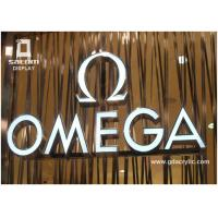 Wholesale OMEGA Resin Stainless Steel Signs 12 Years Manufacturing Experience from china suppliers