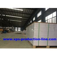 Quality Fire Retardant 18mm Expanded PVC Foam Sheet For Digital Printing 1220 * 2440mm for sale