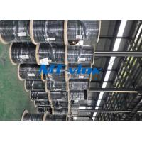 Wholesale Welded Super Long Multi core Stainless Steel Coiled Tubing For Marine from china suppliers
