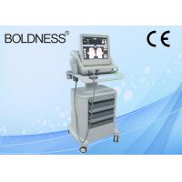 Wholesale High Intensity Focused HIFU Beauty Machine With 3 Cartridges 6000 Shots from china suppliers