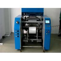 Wholesale 5 Shafts Automatic PE Cling Stretch Film Rewinding Machine , High Speed from china suppliers