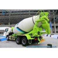 Wholesale Auman ETX 10 Cbm 6 X 4 Truck Portable concrete mixer lorry 9 Speed Gearbox from china suppliers