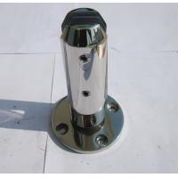 Wholesale 316 Mirror Finish Stainless Pool Fencing Spigots , Glass Wall Fittings from china suppliers