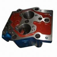 Buy cheap Cylinder Head, Available in 3 Pieces, Suitable for Marine Diesel Engine from wholesalers