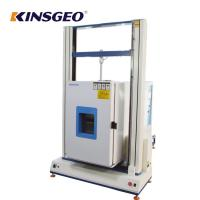 Wholesale -70℃~150℃ High-low Temperature and Humidity Tensile Testing Machine With SUS304 Stainless Steel Heat Radiation Type from china suppliers